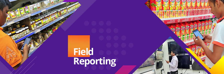 Field Reporting Services : PPMS