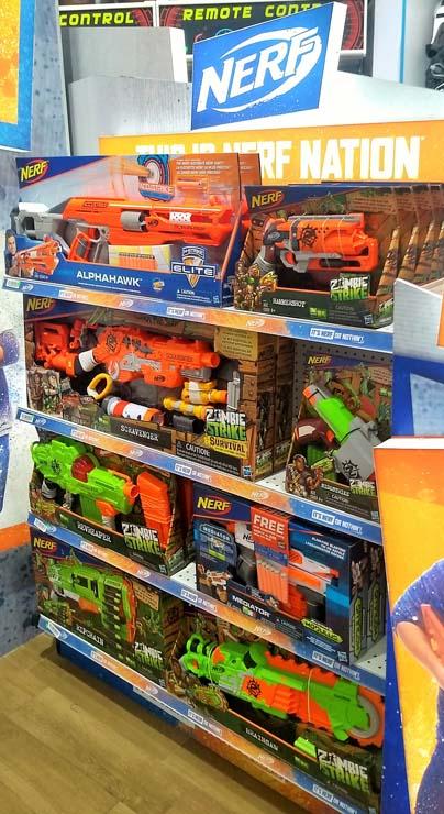 Merchandising Service Providers