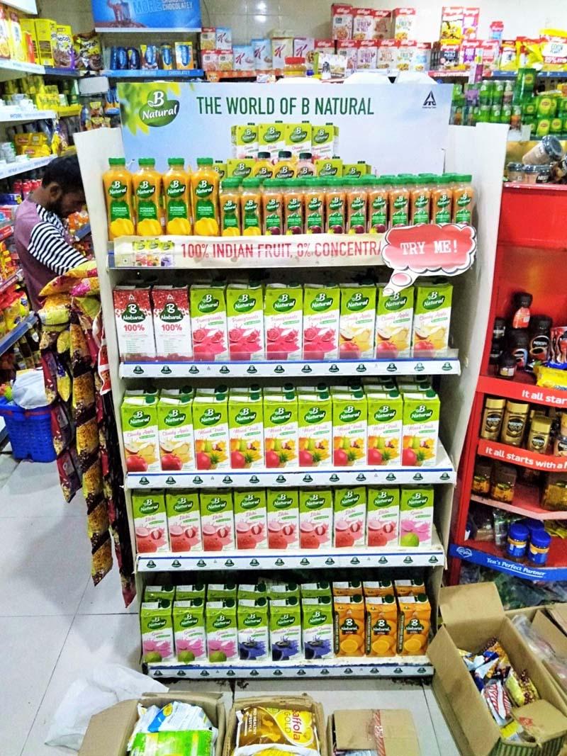 In Store Merchandising Service