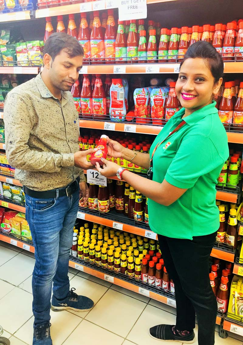 In Store Promoter In India