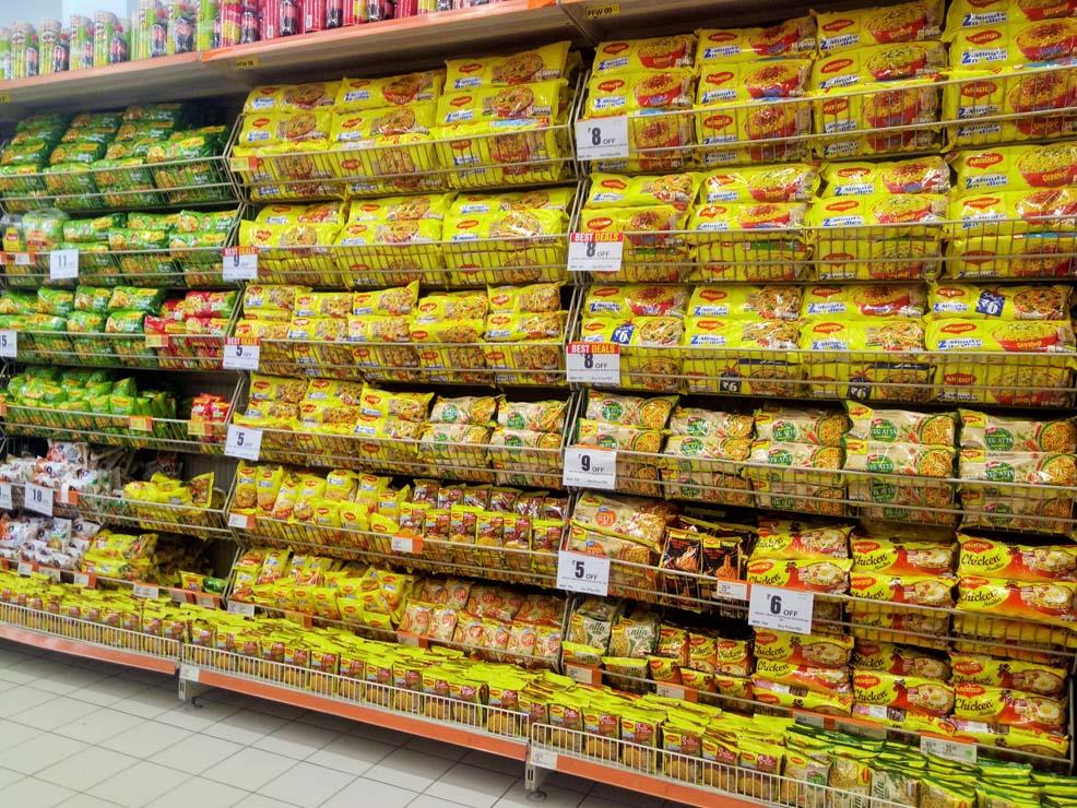 Merchandising Store