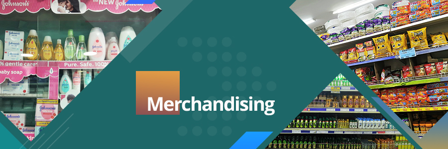 Retail Product Merchandising Services : PPMS