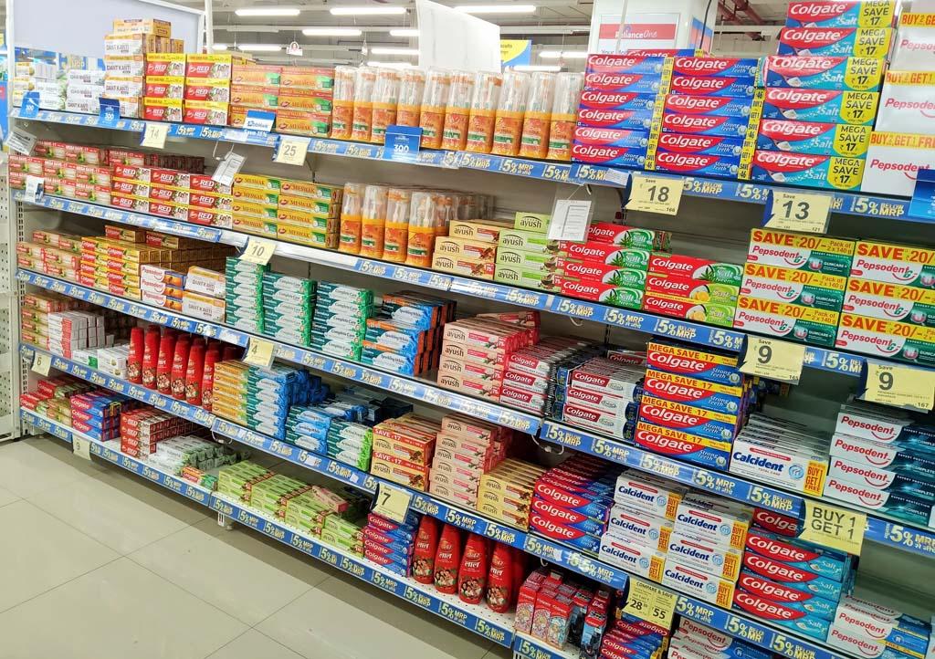 Merchandising Retail Store