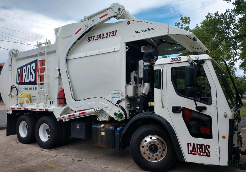 CARDS Recycling & Disposal announces acquisition of B.E.S.T. Trash