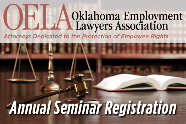 OELA Annual Seminar Registration