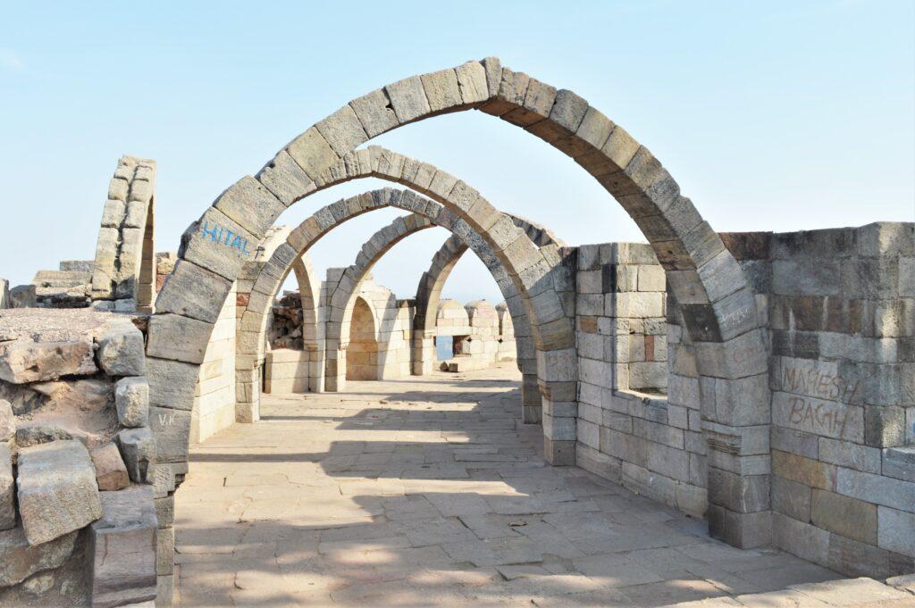 7 Arches, Saath Kaman, Champaner Pavagadh