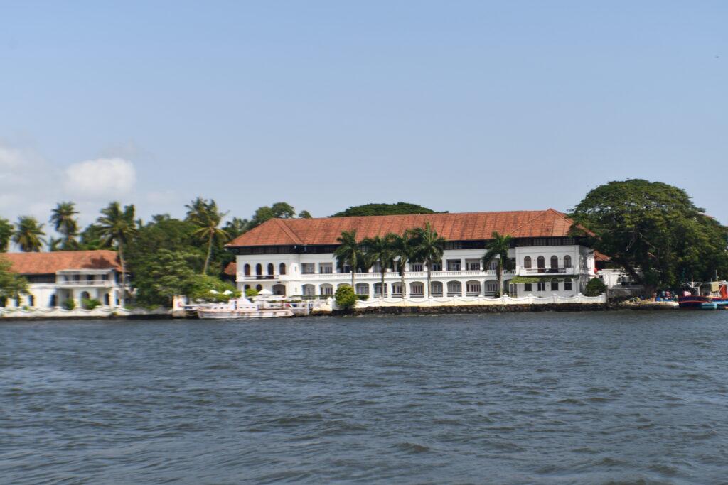 Willington Island, Kochi