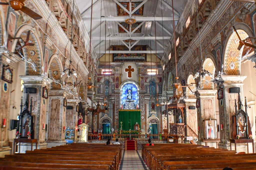 Santa Cruz Cathedral Basilica, Kochi