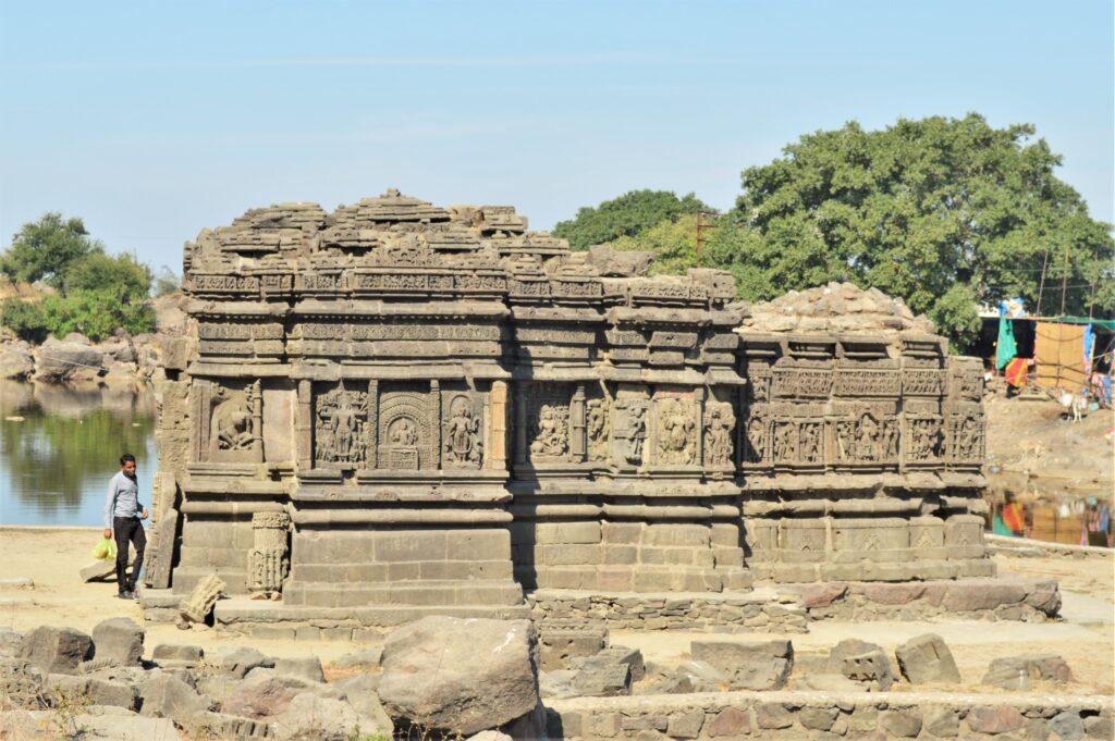Lakulisa Temple, Champaner Pavagadh