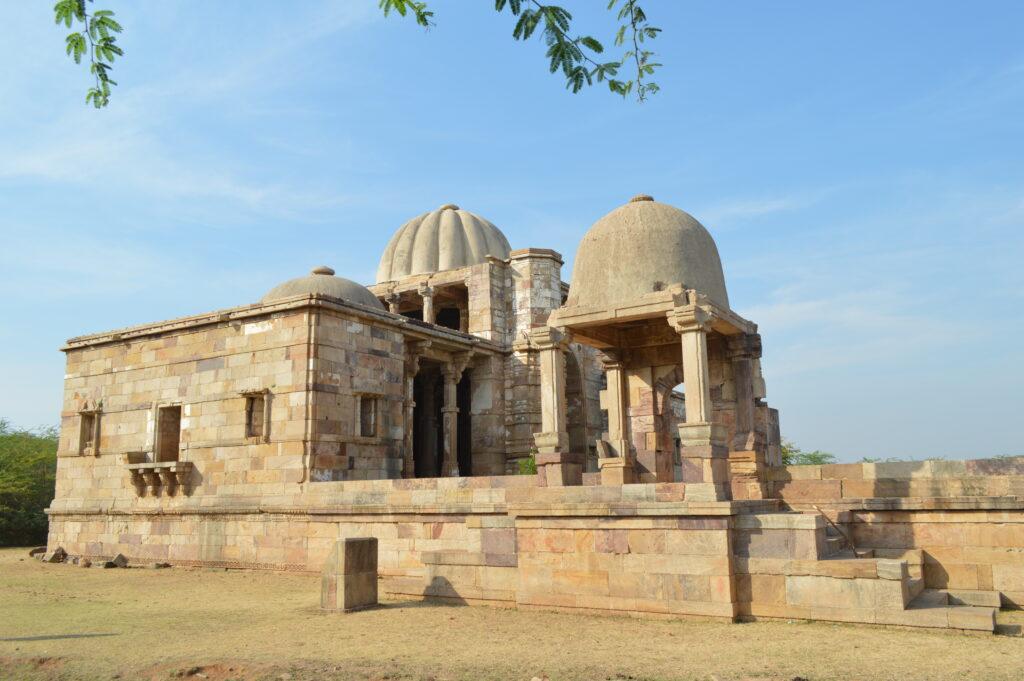 Lila Gumbaz Ki Masjid, Champaner Pavagadh