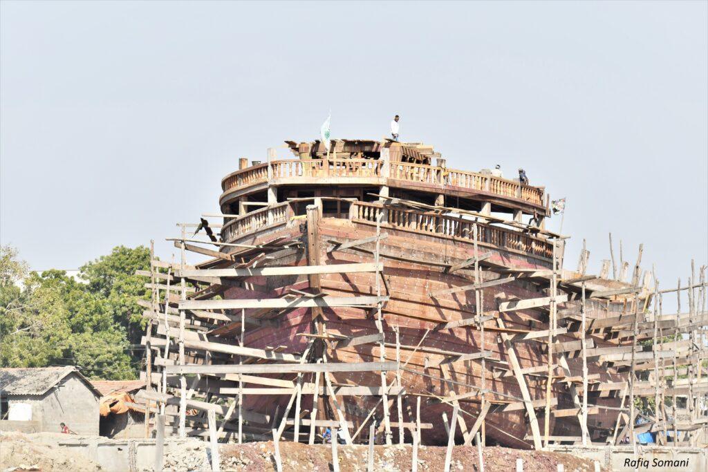Vijay Villas Palace, Mandvi
