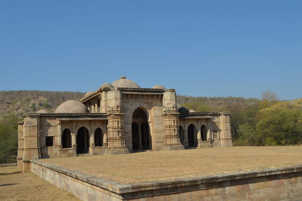 Nagina Masjid, Champaner Pavagadh