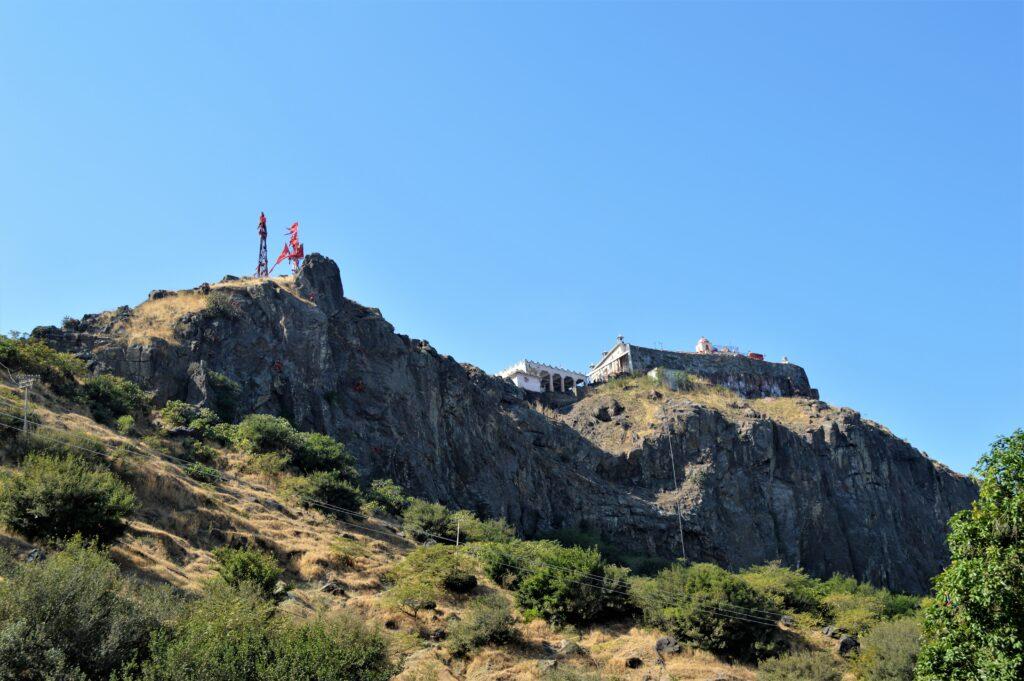 Temple Atop Pavagadh Hill