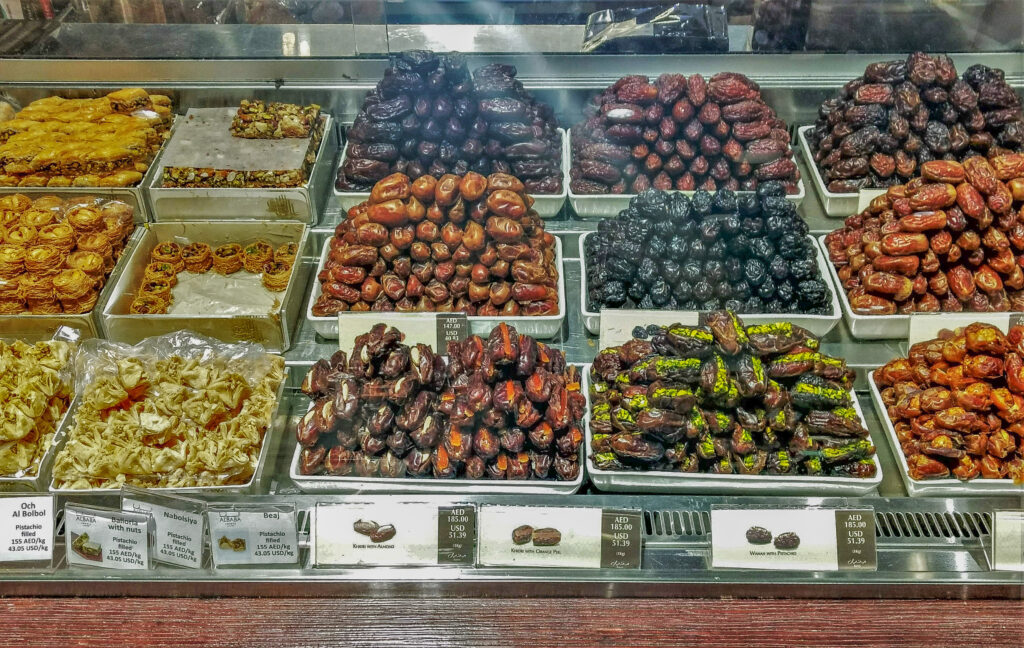 Arabic-Sweets-and-Dates