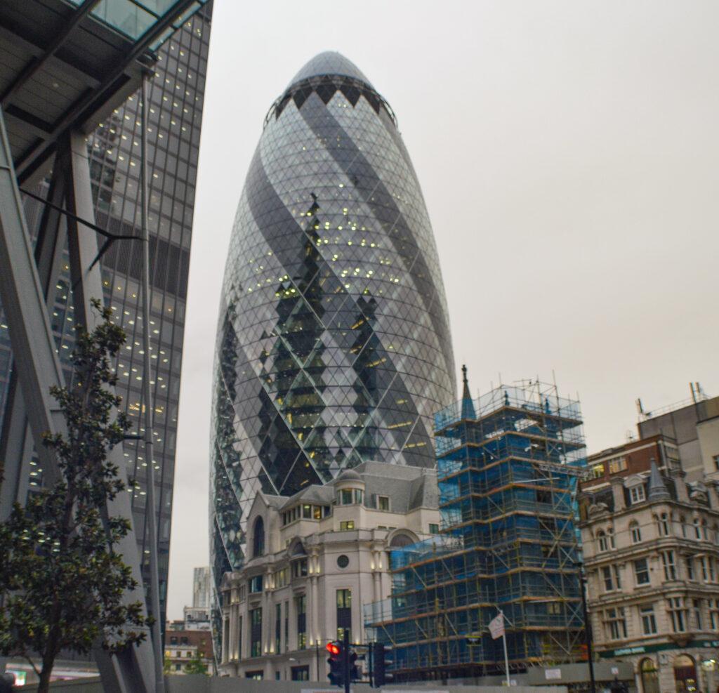 Gherkin, London @Rafiq Somani