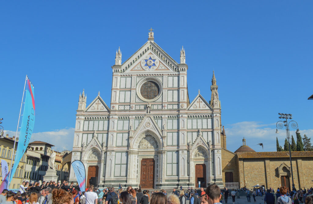 Santa Croce Church, Florence