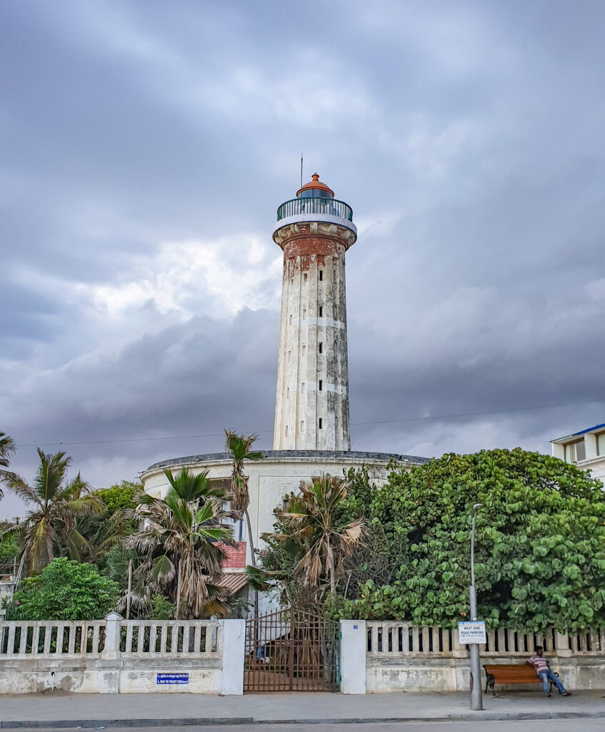 Lighthouse-Pondicherry