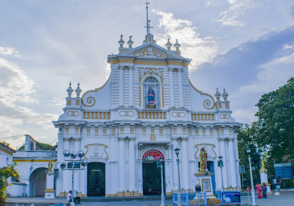 Immaculate-Conception-Cathedral-Pondicherry