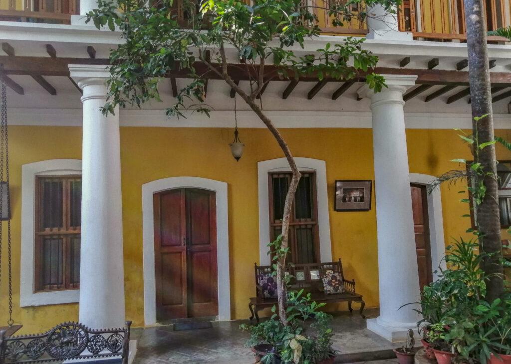 French Quarters, Pondicherry@Rafiq Somani