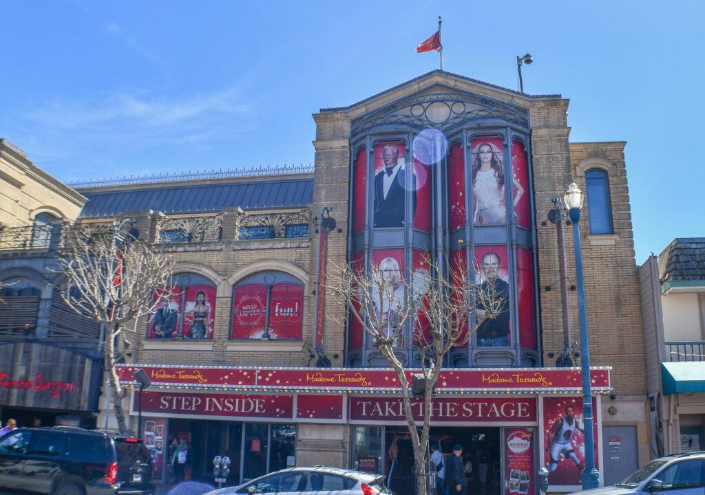 Madame Tussaud's Wax Musseum, San Francisco