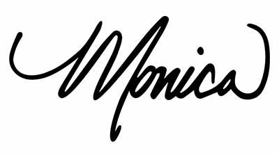 Monica Kretschmer's Signature