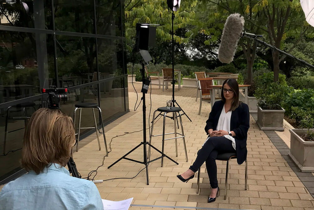 Industry Leader Rebecca De Cicco tells her career story on Foxtel