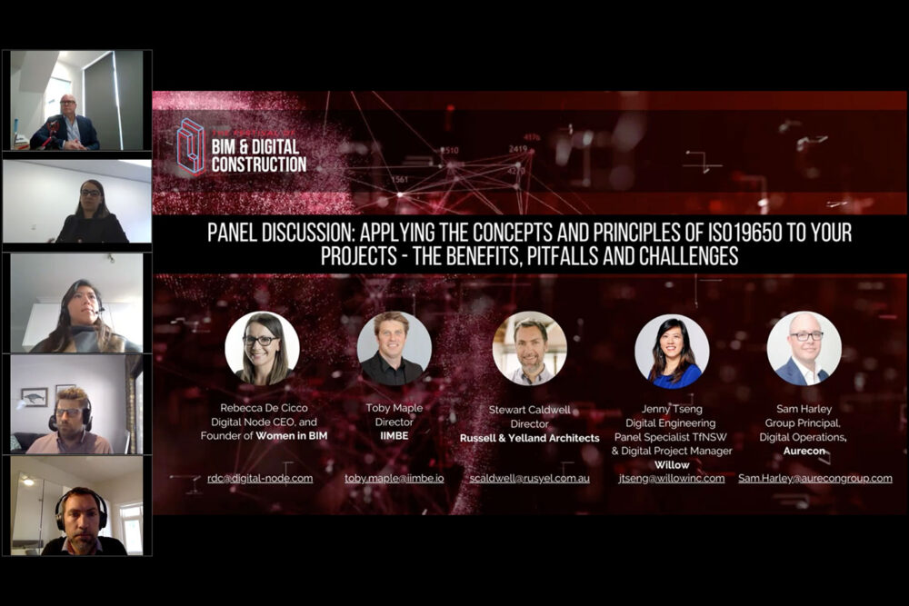 The Festival of BIM and Digital Construction