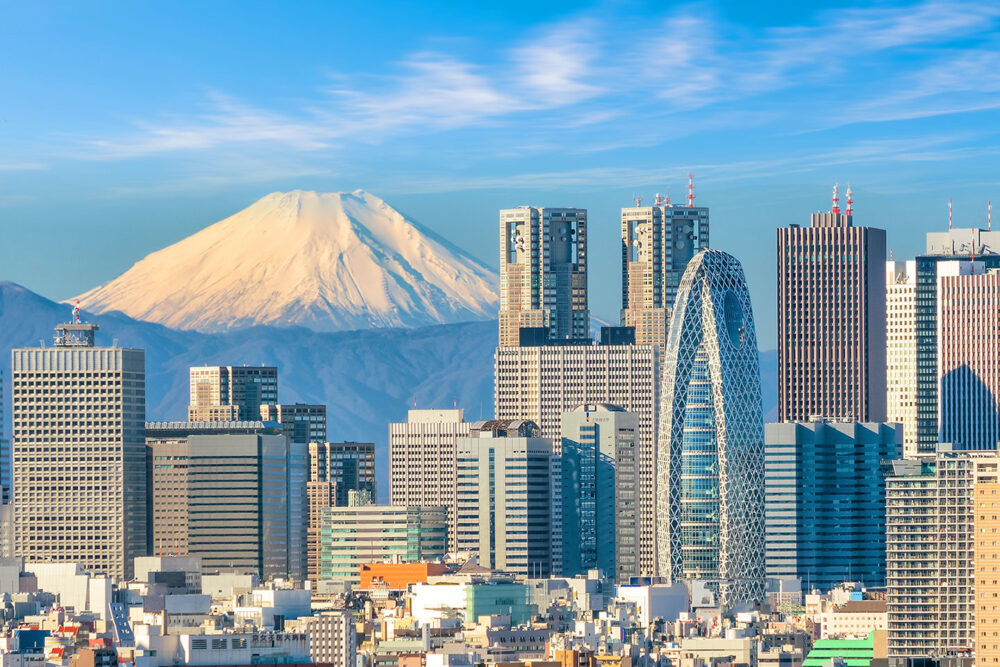 Smart city training in Japan
