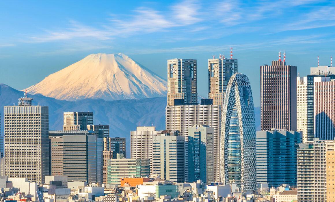 Smart city training in Japan