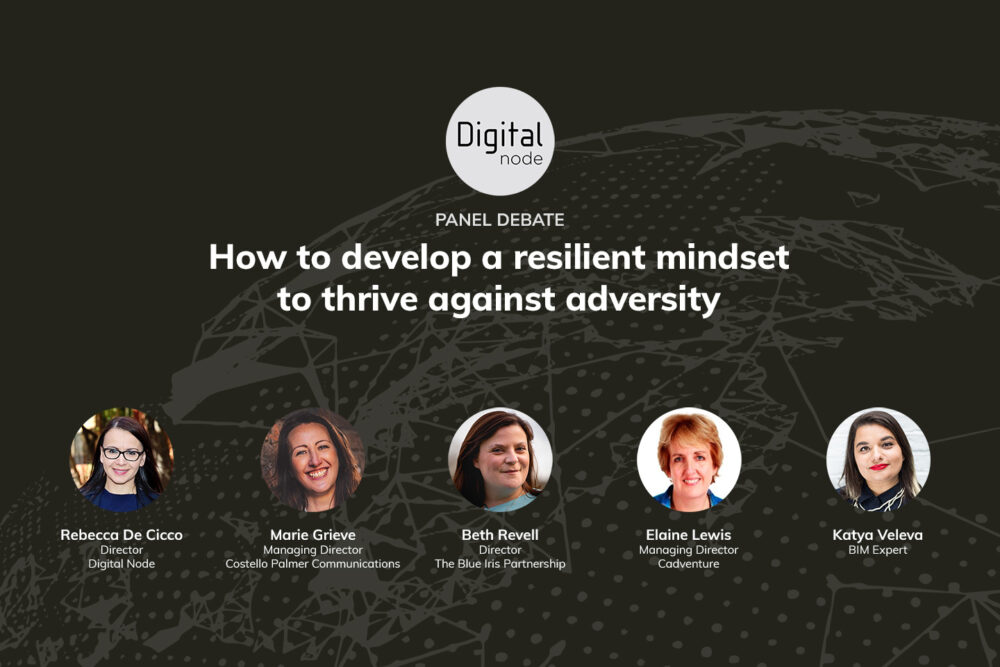 WATCH: How to develop a resilient mindset to thrive against adversity