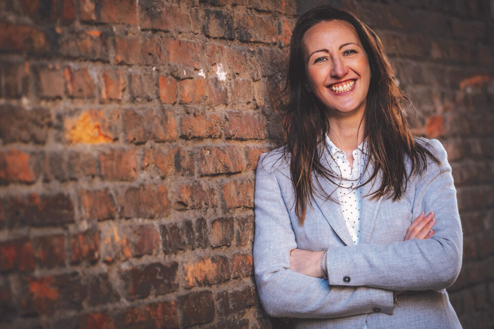 Marie Grieve: the steps to future-proofing in a covid world