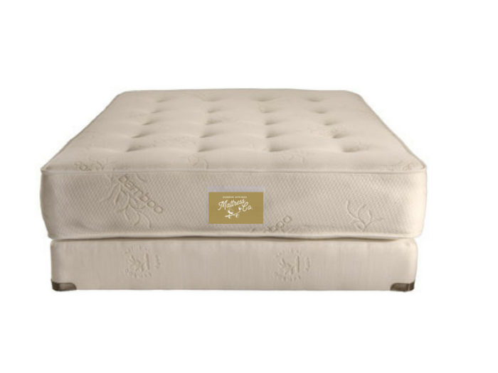 Cozy Cuddler semi natural mattress by Harbor Springs Mattress Company