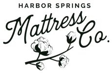 Harbor Springs Mattess Co. Retina Logo