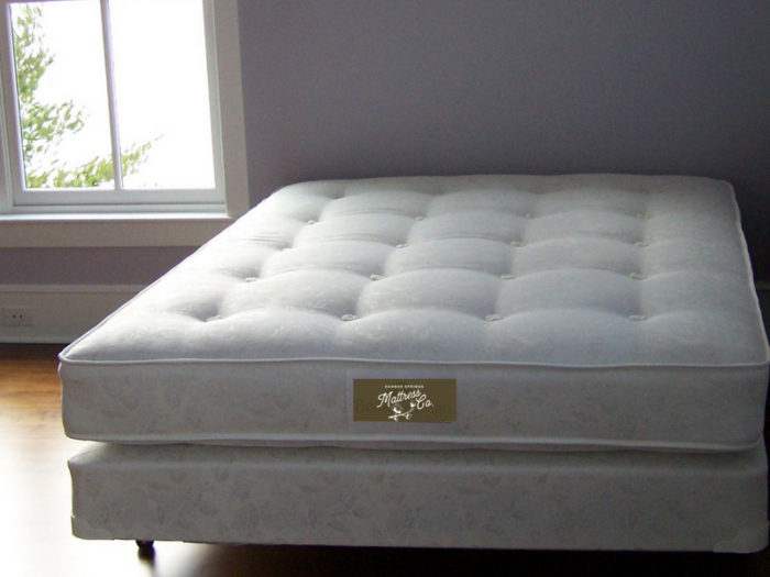 Luxury economy mattress from Harbor Springs Mattress Company