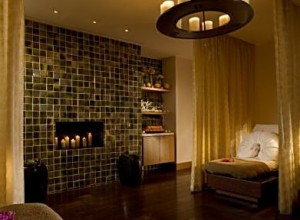 Time in a relaxation room at Peninsula Chicago's Spa by ESPA is part of the stress relieving experience