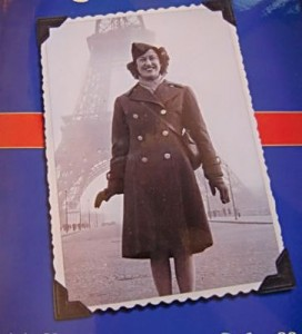 Mollie's War recounts life as a World War II WAC through the eyes and letters of Mollie Weinstein