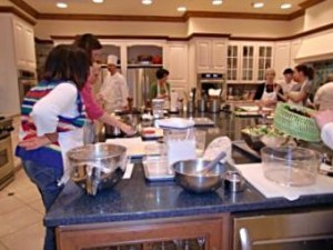 Combine a cooking class at L'ecole de la Maison with a vacation in Elkhart Lake, Wisc.
