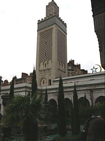 The Moslem Institute of the Paris Mosquee