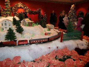Chicago Botanic Garden Wonderland Express. Photo by Jodie Jacobs