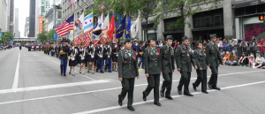 Chicago Memorial Day Parade is on State Street May 27. City of Chicago photo