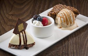 Chocolate Sanctuary is a restaurant in Gurnee that uses cocoa for savory and sweet dishes.