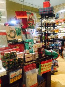 Paper Source is filled with holidays items. Jodie Jacobs photo