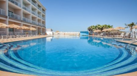 Hilton Garden Inn pool (GI photo