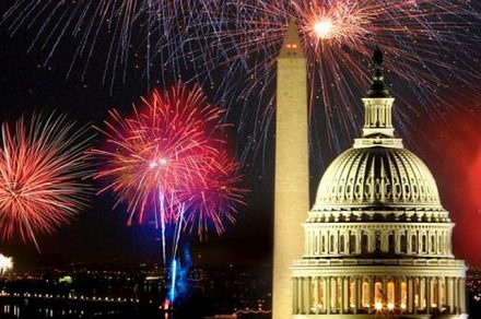 Annual Capitol Fourth celebration in Washington D.C. (Photo courtesy of PBS and Capitol Fourth)