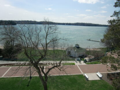 Elkhart Lake is a quaint resort village in Wisconsin. (J Jacobs photo)