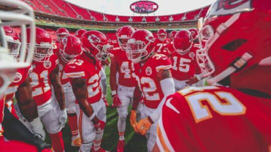 KC Chiefs (Photo courtesy of the Chiefs)