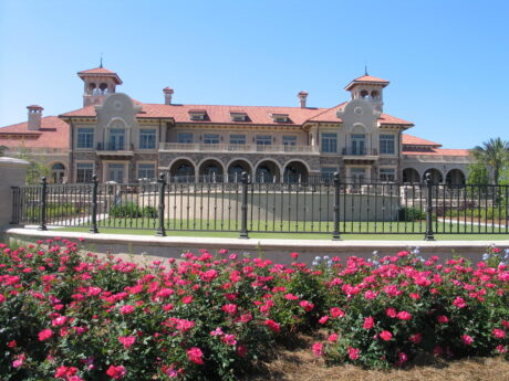 Sawgrass Clubhouse may not look as you expected. It's worth a visit. ( J Jacobs photo)
