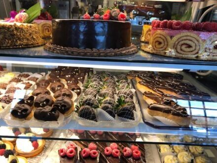 Ambrosia, a Barrington patisserie. (J Jacobs photo)