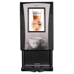 Newco Bistro Touch Machine, Single Serve Equipment, Berry Coffee Company