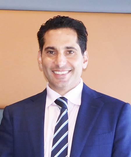 Dr Patrick Mehanna, Newcastle Oral & Maxillofacial surgeon